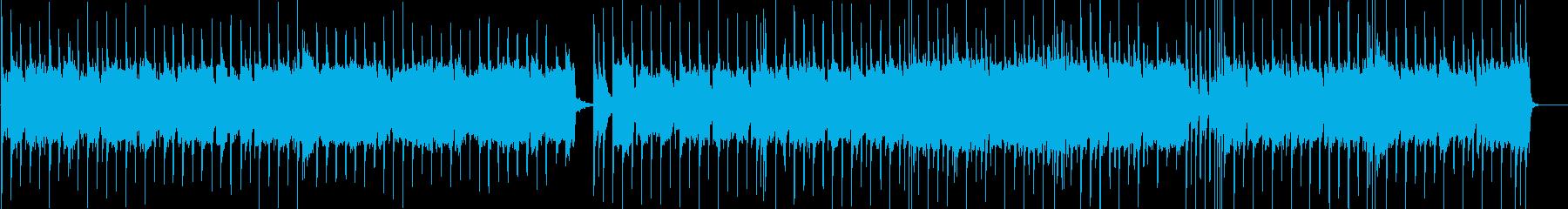 キャッチーなポップ/ロックトラック...の再生済みの波形