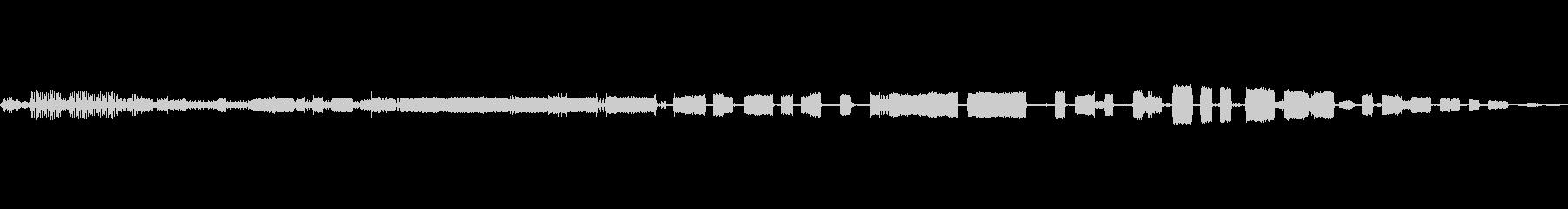 ランダムホールドエフェクトV.4ス...の未再生の波形