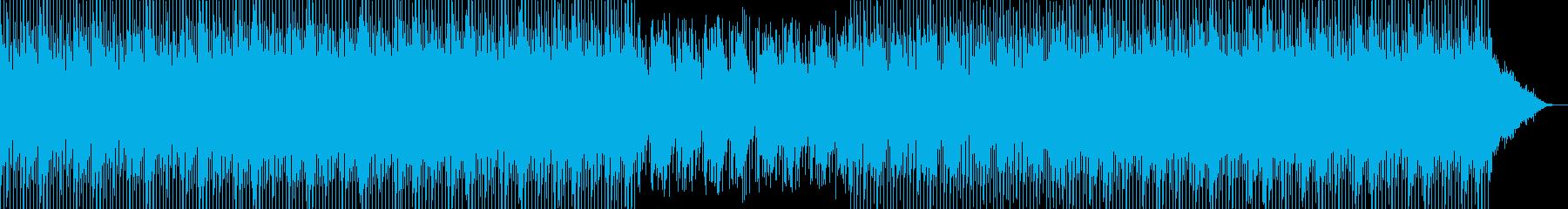 企業VP、ナレーション向けのBGMです。の再生済みの波形