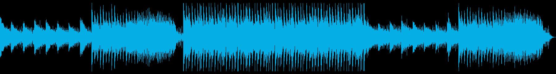 爽快で切ないアコースティックな楽曲です。の再生済みの波形