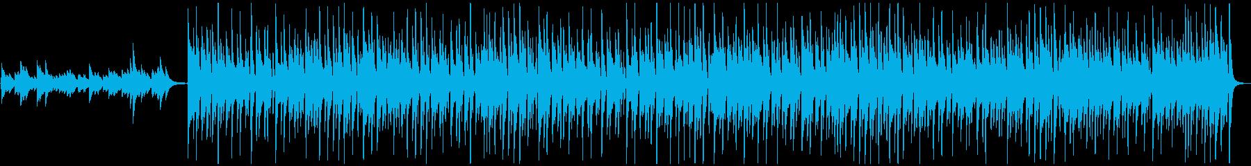 源さんっぽいHappyなポップス 遅版4の再生済みの波形