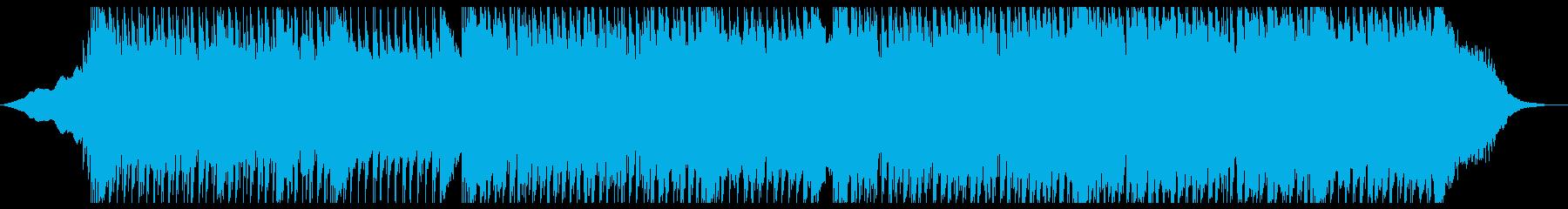 ティーン ポップロック 積極的 焦...の再生済みの波形