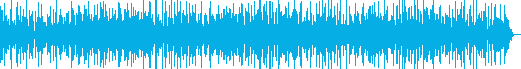 哀愁をおびたアコースティックロックの再生済みの波形