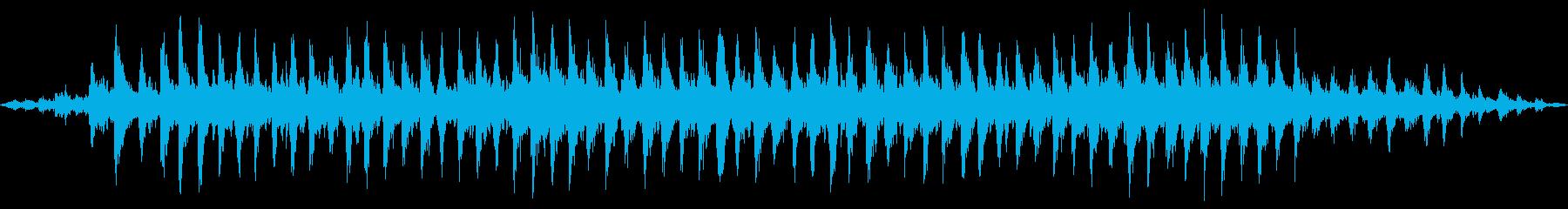 大型のスリーベル:安定した揺れ、フォリーの再生済みの波形