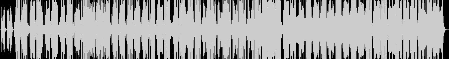 夕方~夜用のジャズ・フュージョンの未再生の波形