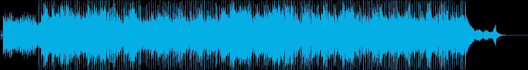 モーメントの再生済みの波形