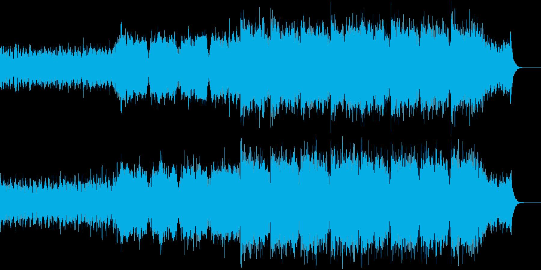 企業VPや映像67、オーケストラ、壮大bの再生済みの波形