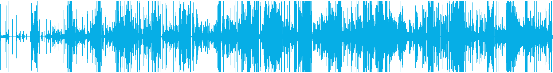 サラサラ ジャズ フュージョン フ...の再生済みの波形