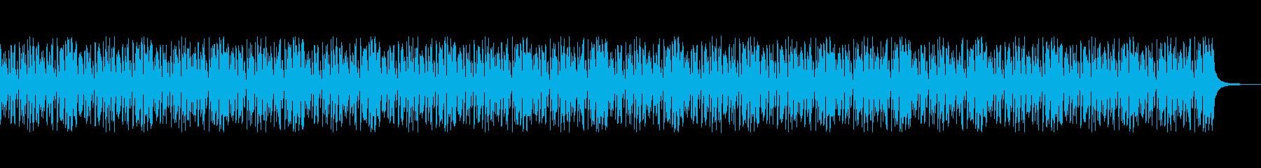 【ミディアムテンポ】Talk Bossaの再生済みの波形