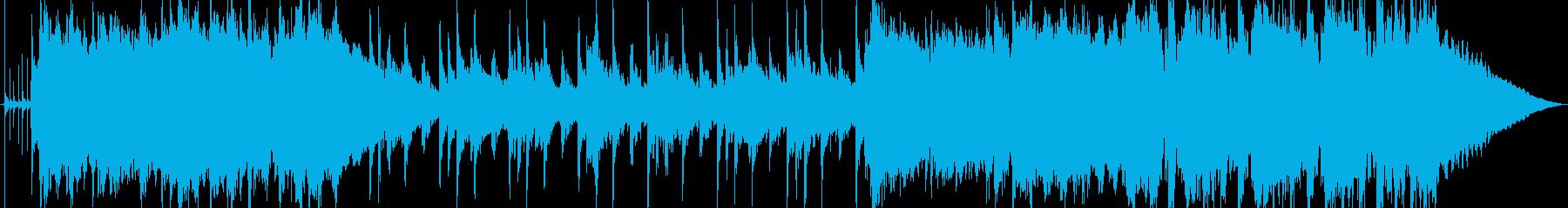 ブルース インディーズ ロック バ...の再生済みの波形