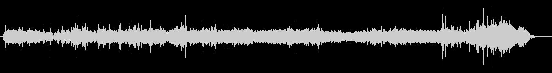 ブルドーザー-ブルドーザー-岩を押すの未再生の波形
