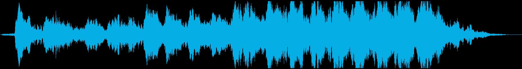 室内楽 プログレッシブ 交響曲 広...の再生済みの波形