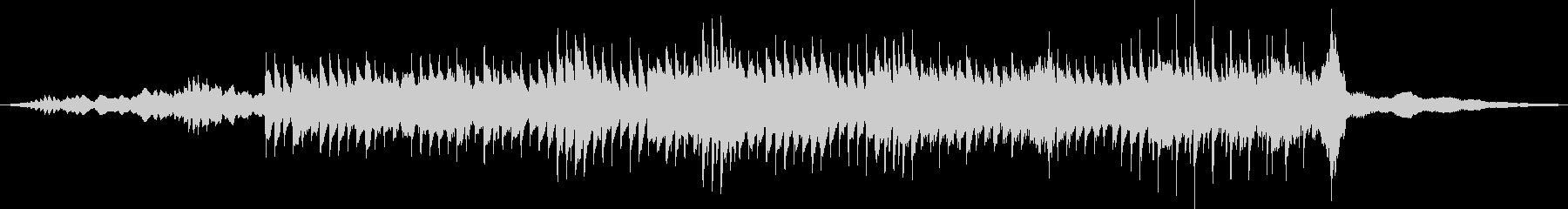 周囲の空気のような音は、オーケスト...の未再生の波形