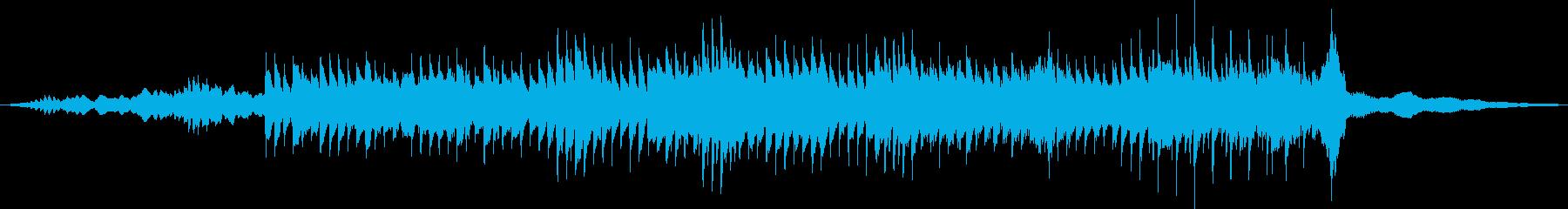 周囲の空気のような音は、オーケスト...の再生済みの波形