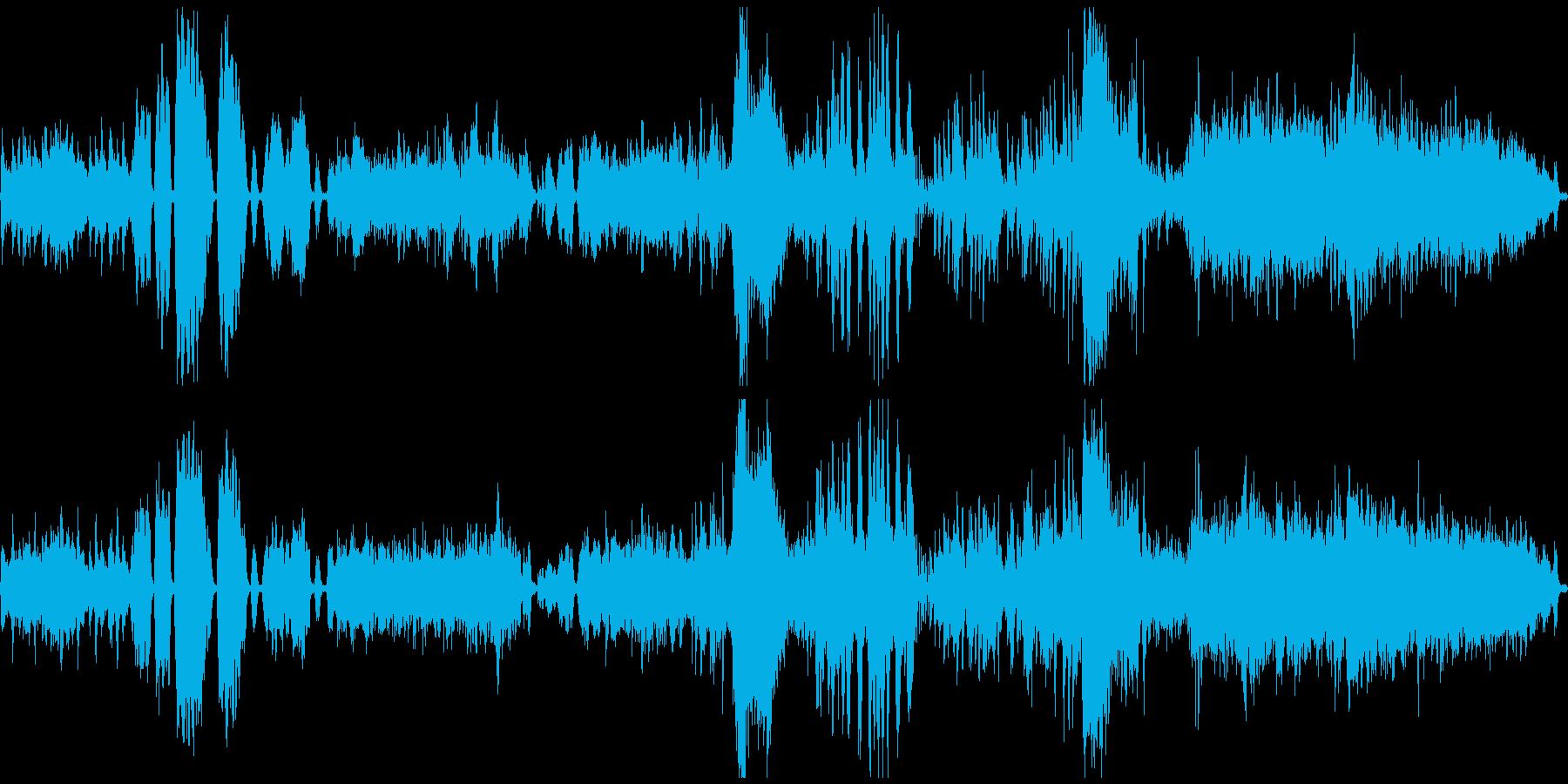 ベートーヴェン_ピアノ協奏曲第5番_皇帝の再生済みの波形
