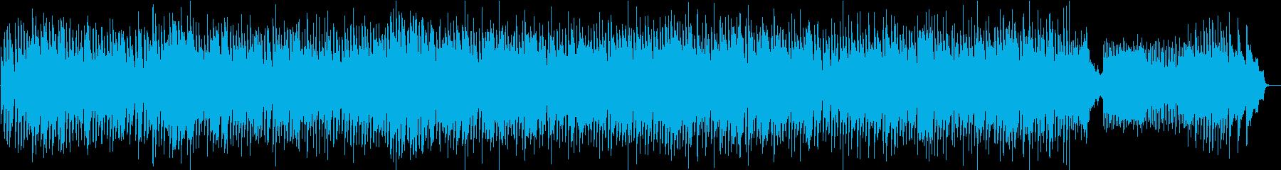 ノクターン第2番作品9-2・ソフトピアノの再生済みの波形