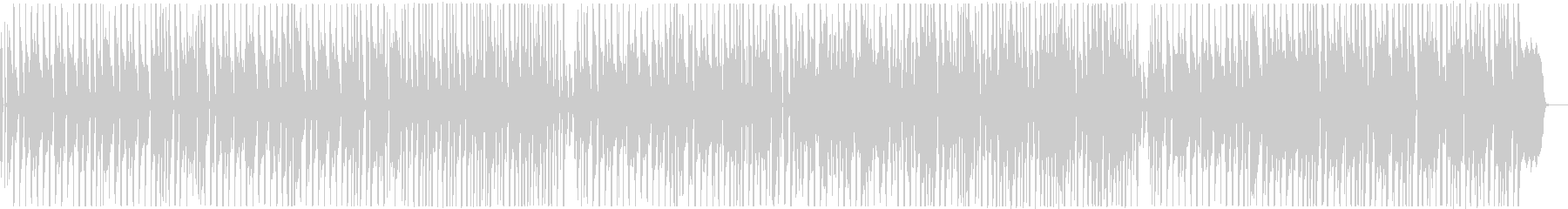 Happy BGM with whistling and pianica's unreproduced waveform