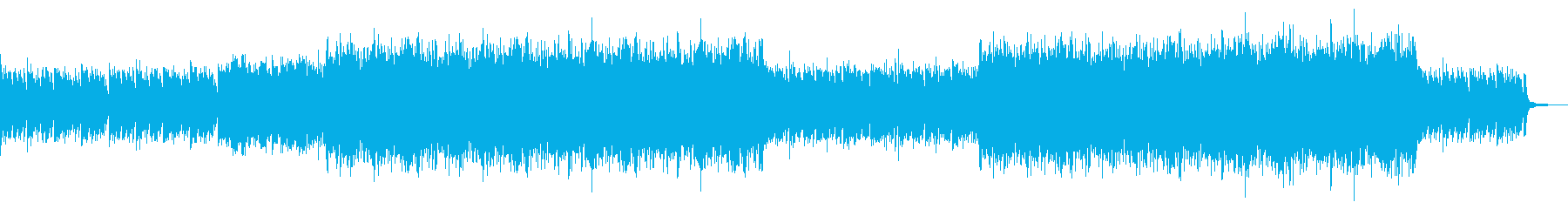 オーケストラ・企業VP・希望・挑戦の再生済みの波形
