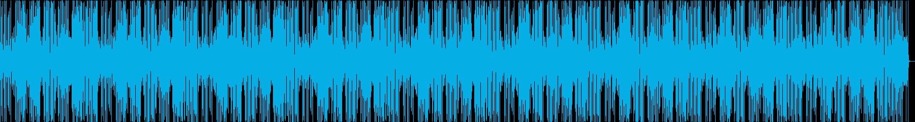 トーク、ピアノ、ほのぼの、かわいいの再生済みの波形