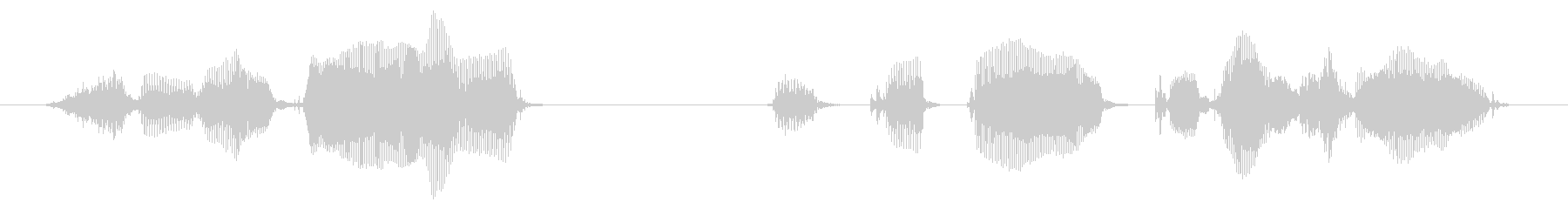 Then please answer's unreproduced waveform
