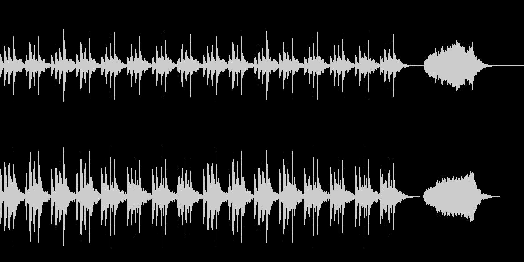 弦楽音 CM RPG ドラマチック 上品の未再生の波形