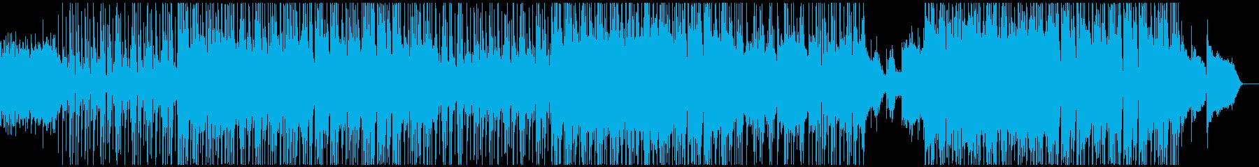 エモーショナル、ポップ、バラード、...の再生済みの波形