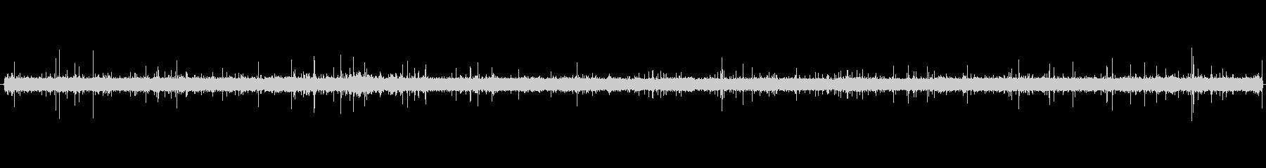 森 鳥の雨01の未再生の波形