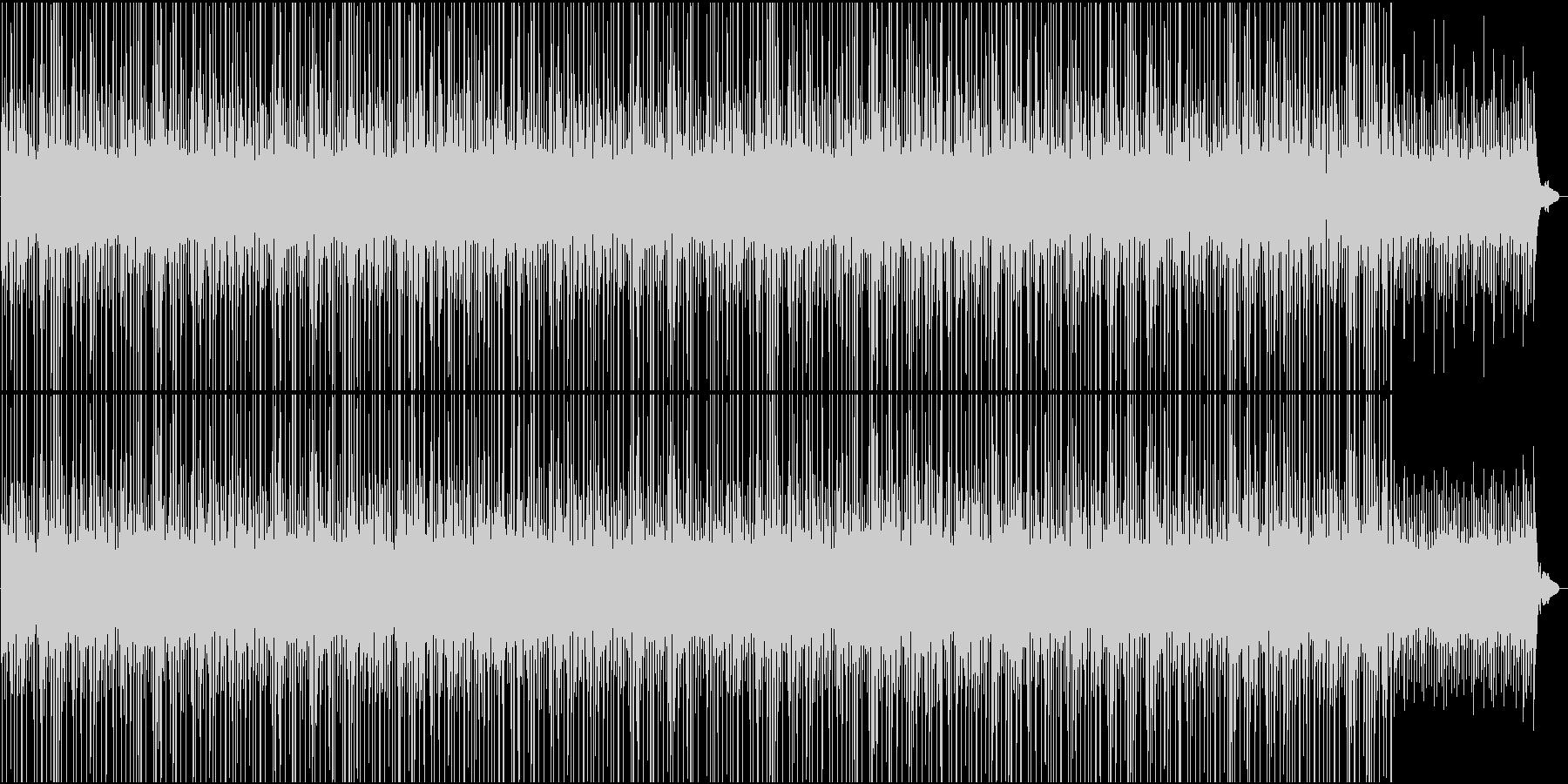 ほのぼのCM向け・チル・ローファイの未再生の波形