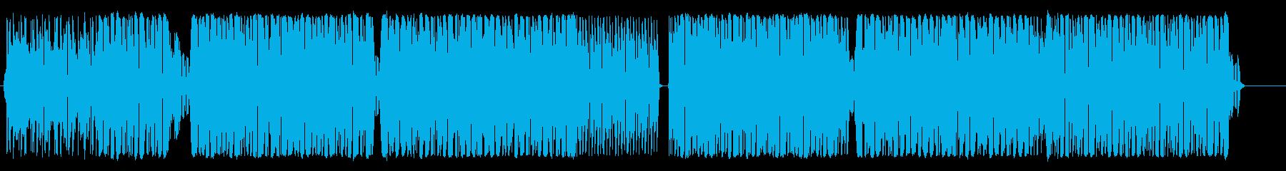 Bouncy, cheerful, ukulele, whistling's reproduced waveform