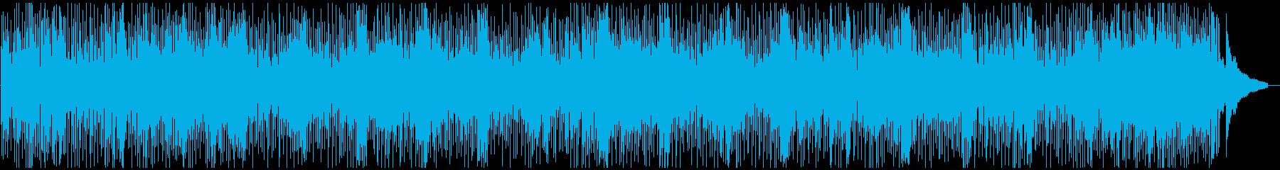 爽やかなモータウンサウンドの再生済みの波形