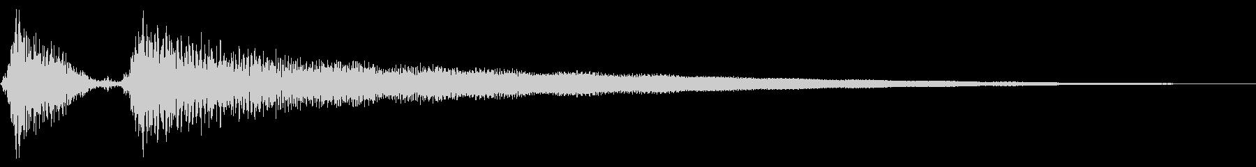 Moist stroke nylon guitar's unreproduced waveform