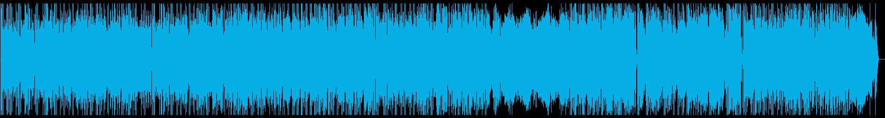 ブルース 民謡 アクティブ 明るい...の再生済みの波形