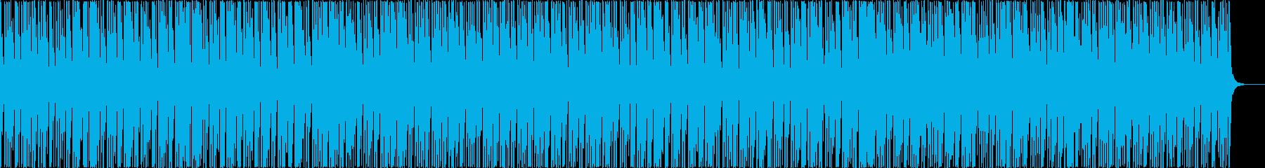 CM・爽やか・陽気・フルート・ボサノバの再生済みの波形