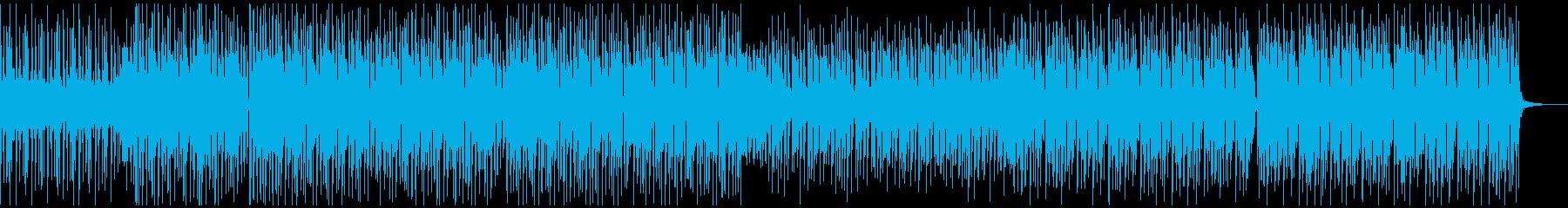 OP向けギターを使ったUK Garageの再生済みの波形