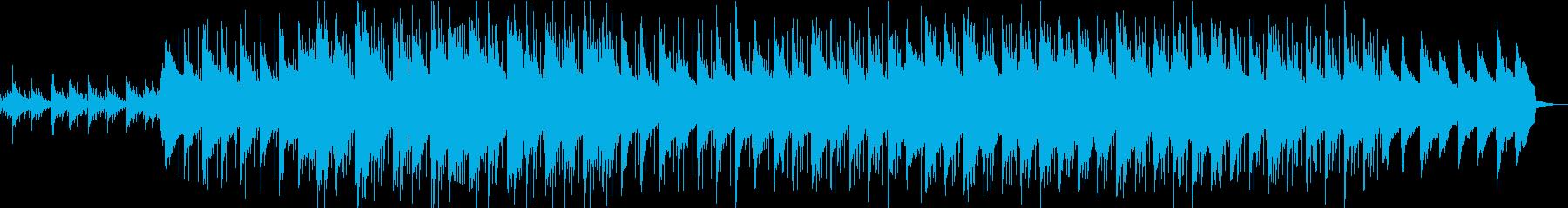 感動的なピアノのバラード◎季節に合わせての再生済みの波形