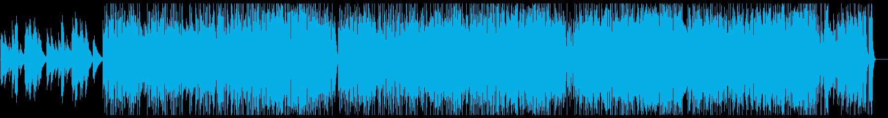 フュージョン ジャズ クラシック ...の再生済みの波形