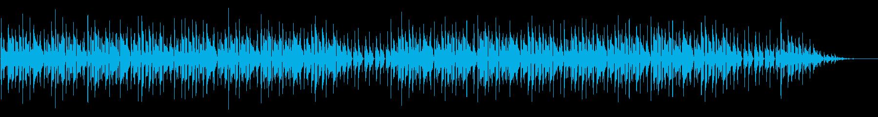 童謡「こいのぼり」脱力系アレンジの再生済みの波形