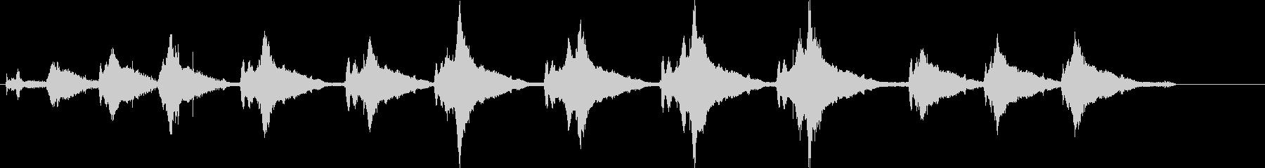 コンパクトカースタートエンジン、R...の未再生の波形