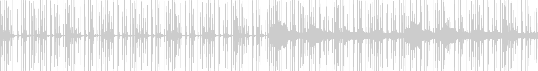 森・ゲーム・ループ・不思議・切ないの未再生の波形