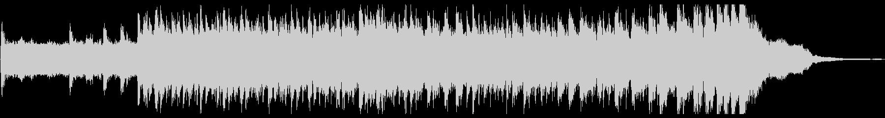 変拍子と転調が特徴のシンセメロジングルの未再生の波形