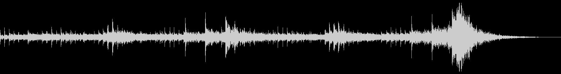 リバースシンバルなしのサスペンス5...の未再生の波形