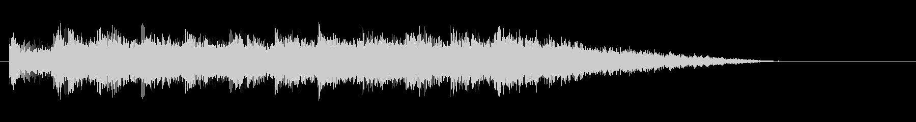 テーマ5:代替ミックスの未再生の波形