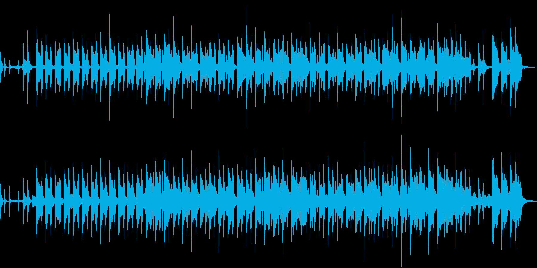 ティーン ポップ ロック 現代的 ...の再生済みの波形