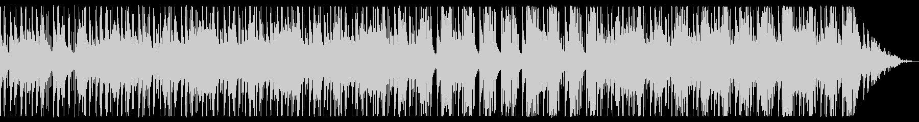 ローファイヒップポップ_No587_1の未再生の波形