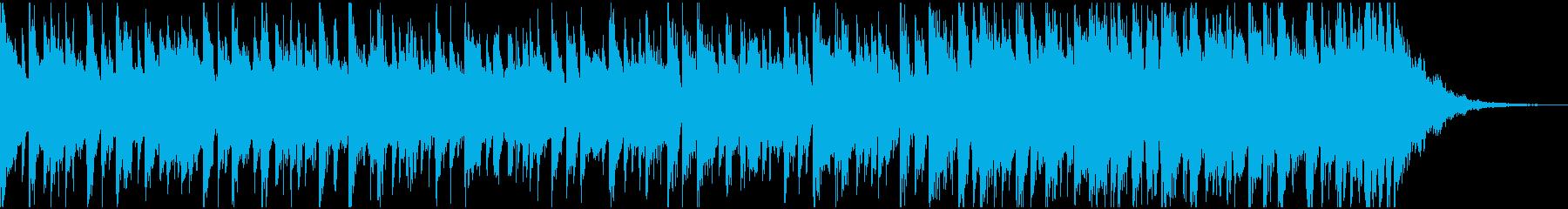 High tech electro...'s reproduced waveform