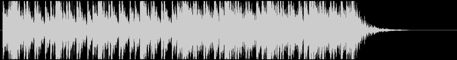 和太鼓のフレーズ3 残響ありBPM130の未再生の波形