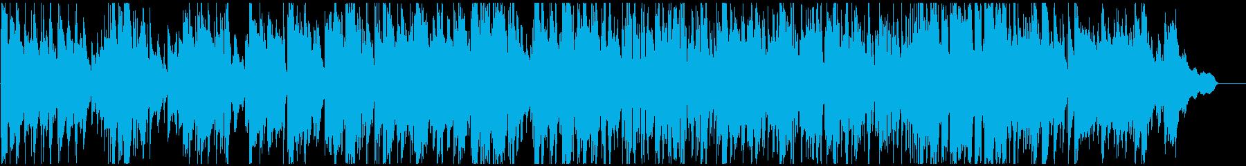 リラックス系まったりジャズ 甘いサックスの再生済みの波形