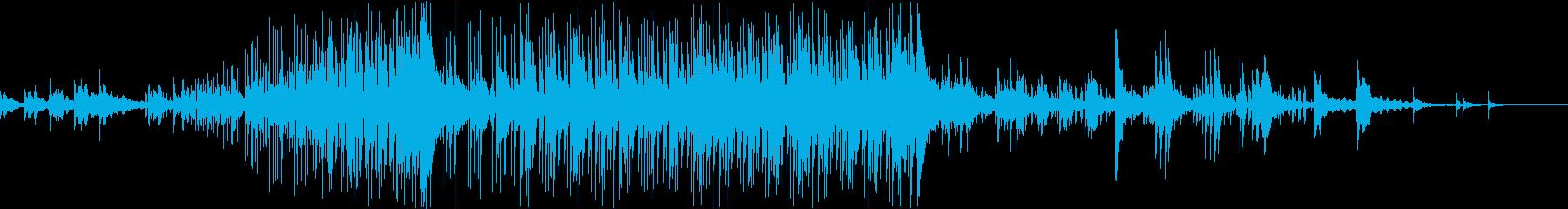 ★海系 癒しのDeep House の再生済みの波形