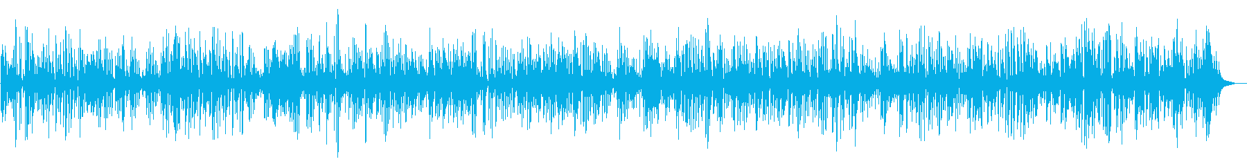 カフェジャズBGM|配信・映像・イベントの再生済みの波形