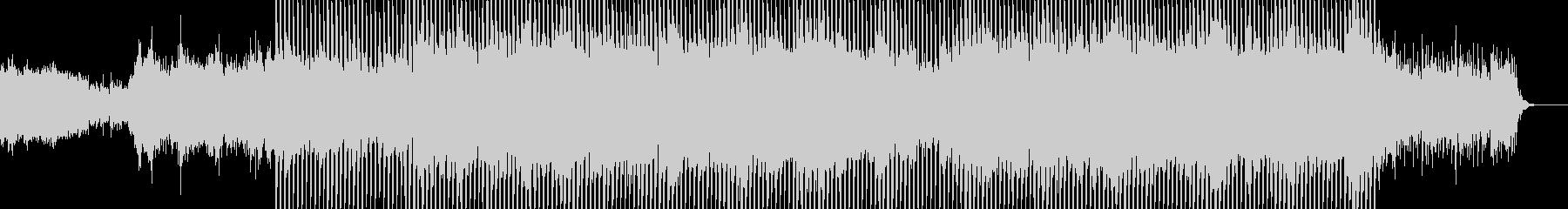 EDMクラブ系ダンスミュージック-38の未再生の波形